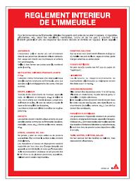 reglement interieur auto ecole consigne règlement intérieur d immeuble consigne de sécurité
