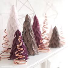 Video Tutorial Copper Christmas Trees