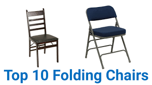 Top 10 Folding Chairs Of 2017 | Video Review Fabric Padded Seatmolded Fan Back Folding Chair By Cosco 4400 Portable Chairs For Any Venue Clarin Seating The 7 Best Chairs Of 2019 White Resin Lel1whitegg Bizchaircom Wood Xf2901whwoodgg Foldingchairs4lesscom National Public 3200 Series Xl 2inch Vinyl 2 Taller Quad Black Lel1blackgg Deluxe Seat Flash Fniture Plastic With 21 Beach