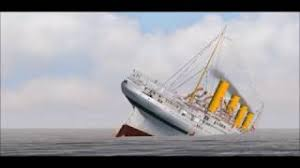 Brittanic Sinking by Thevulcanosuper Viyoutube Com