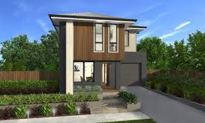 100 Block House Design Lawson 24 Two Storey McDonald Jones Homes