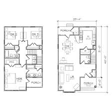 Small Duplex Floor Plans by Apartments Small Floor Plans House Design Tiny With Regard