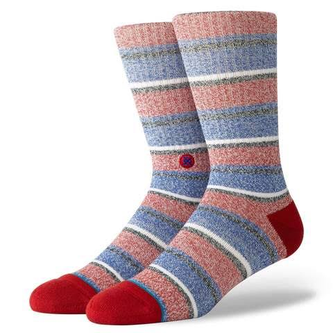 Stance noosa Crew Socks – Red