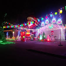 Christmas Tree Lane Alameda 2014 by Best Holiday Lights In The East Bay 510 Families