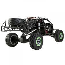 Losi Super Baja Rey:1/6 4WD Electric Desert Truck Black ...