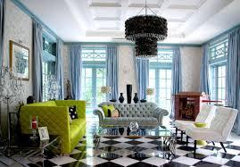 Contemporary Colonial Interior