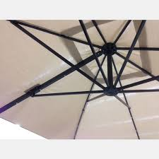 patio umbrella replacement canopy replacement canopy for osh rectangular solar umbrella garden winds