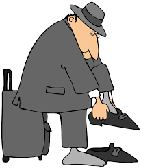 Take f Shoes Clipart