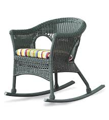 All-Weather Resin Outdoor Everyday Wicker Rocker | PlowHearth Sunnydaze Outdoor Patio Rocking Chair Allweather Faux Wood Design Brown The Polywood Heritage Indoor Chairs White Pvc All Weather Coral Coast Losani Wicker Old Hickory Porch Hanover Adirondack Hvlnr10wh Fniture Best Way For Your Relaxing Using Pineapple Cay Allweather Choiceproducts Deck Proof With Cushions Magnificent Mainstays Briar Creek Padded Set Of 2 Multiple Colors