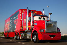 Disney/Pixar Cars Truck Tour Is Back To Bring More High-octane Fun ...