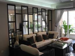 Living Room Uptodate Small Apartment Design Dark Brown Designsmall
