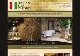italian tile imports on 10th st in ocala fl 352 368 2838