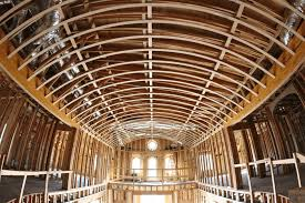 Groin Vault Ceiling Images by Curved Ceiling Masterpiece Featured Project Archways U0026 Ceilings