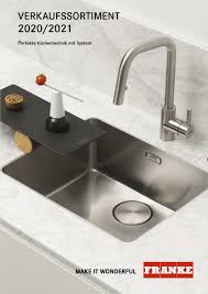 franke produkte franke home solutions deutschland