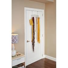 6 Hook Over The Door Organizer