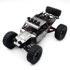 100 Brushless Rc Truck FY03H 112 24G 4WD Car Metal Body Shell Desert Offroad RTR Toy
