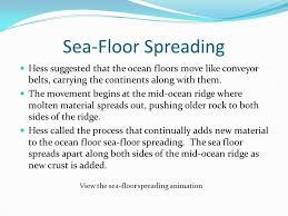 Sea Floor Spreading Subduction Animation by 10 Sea Floor Spreading Animation Download Plate Tectonics