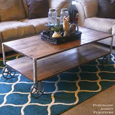 10 Awesome DIY Coffee Table Ideas You Can Build Yourself