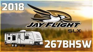 Rv Jackknife Sofa Craigslist by 2018 Jayco Jay Flight Slx 267bhsw Travel Trailer Rv For Sale All