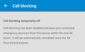 Call Blocking Is Now Automatically Disabled For 48 Hours After You ... Ab3000 Handsfree Voip Communication Device User Manual Vocera Phone Power Voip How To Block Calls Youtube To On Your Android Voip Kiwilink Outbound Call Routing What It Is And How Configure Hide Message History For Specific Numbers Using Optima Saver Bandwidth Opmization Reduction Sbo Vpn Blocking Is Now Automatically Disabled For 48 Hours After You Blocker V6 Riverside California Inland Empire Services