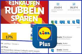 lidl plus app rabattsammler und weitere erfahrungen check app