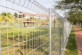 The Drawing Of Anti Climb Fence Installation Including 101 Fence Designs Styles And Ideas Backyard Fencing And More