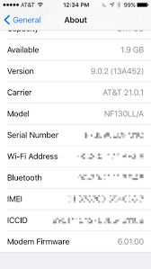 How to find your iPhone s SIM phone and serial numbers