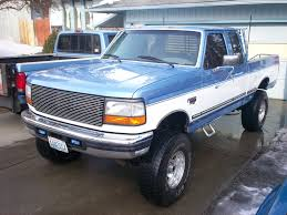 Thek-man 1996 Ford F150 Regular Cab Specs, Photos, Modification Info ...