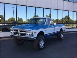 1972 GMC K10 Sierra Grande For Sale | ClassicCars.com | CC-1028013 1970 Gmc Truck The Silver Medal Hot Rod Network 1972 Pickup Youtube 7616 Best Chevy Images On Pinterest Engine And Motor Engine 72 Old Chevytrucks Classic Parts Shopping Cart Lot 93n Pickup For Parts Vanderbrink Auctions 1968blue Chevy S10 Truck The World Is Money 19472008 Accsories Lmc Sierra Grande Michael G Best 25 Gmc For Sale Ideas Trucks