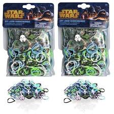 Star Wars Aquarium Decorations by Star Wars Rubber Bands Looms Charms Arts And Crafts Diy