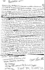 Kurt Cobain s Suicide Note