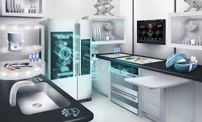 technologie cuisine mozilla smart kitchen un de cuisine pour savoir quoi manger