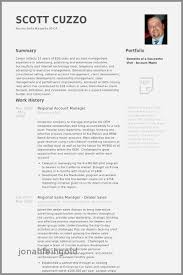 30 Beautiful Resume Examples For Regional Sales Manager Rh Jonahfeingold Com Key Account