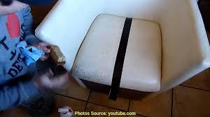 détacher un canapé mignon détacher un canapé cuir blanc artsvette