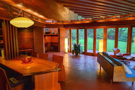 100 Frank Lloyd Wright Houses Interiors Closest House To NYC Hits The Market