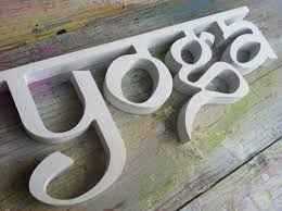 We all like diy painted wooden letters from beatriz hockey