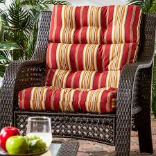 Details About Outdoor Chair Cushion High Back 44x22 Stripes Plush Polyester  UV Resistant Seat Better Homes Gardens Black And White Medallion Outdoor Patio Ding Seat Cushion 21w X 21l 45h Ding Seat Cushions Wamowco Cheap Chair Cushions Covers Amazing Thick Fniture Deep Seating Chairs Cushion For In Outdoor Use Custom 2piece Sunbrella Box Edge Chair Clearance Tips Add Color And Class To Your Using Comfort 11 Luxury High Quality Youll Love Amusing Resin Wicker Chairs Ideas To Make Round Lake Choc Taw 48 Closeout Photo Of