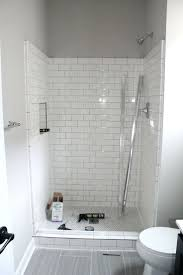 Grey Tiles With Grey Grout by Tiles Bathroom Shower Subway Tile Designs Subway Tile Grey Grout