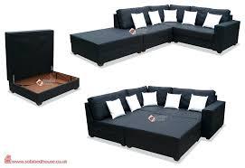 Klik Klak Sofa Bed With Storage by Argos Sofa Corner Bed Brokeasshome Com