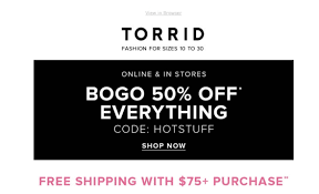 Promo Code For Torrid / Active Discounts Pink Parcel Student Discount University Frames Coupon Code 30 Torrid Coupons 50 Off Hotel Deals Melbourne Groupon Promo Codes November 2019 Findercom 40 Off Fashion Coupon Codes 11 Valid Coupons Today Updated 200319 Video Tutorial How To Save Your Money With Vivaterra Snapy Pizza Frenchs Boots Kz Swag Shop Promo October Firkin Kegler Cheap Cookware Uk Aladdin Pantages Email Sign Up Wiringproducts Com Willoughby Book Club