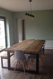 Industrial Dining Room Tables The Best Vitlt