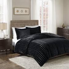 Faux Fur Bedding King Size