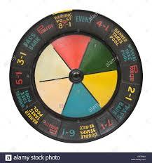 1930s Vintage Poolette Bakelite Roulette Wheel Board Game