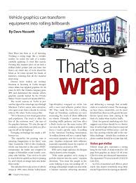 100 Cdn Trucking Todays Article July 2016
