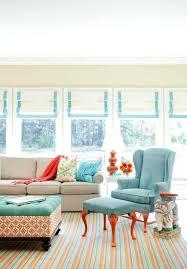 Brown And Aqua Living Room Ideas by Fresh Aqua Living Room Easy Breezy Living In An Aqua Blue Cottage