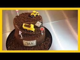 30minuten baustellen torte kindergeburtstags baustellen kuchen ohne fondant kuchenfee