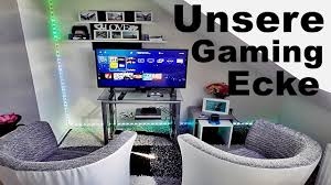 unsere gaming ecke