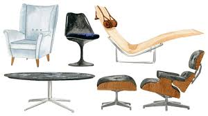Popular Midcentury Furniture Designers You Need To Know ... Hans Wegner Moma J Designing Danish Modern Vitra Design Ap27 Chair And Ottoman Ap Stolen Denmark 1950s Mid Century Style Arm Lounge Chairs Azzo Molded Plastic Ding Eames Decco Ch07 Shell Carl Hansen Son Midcentury 10 Popular Fniture Replicas That Are Now Outlawed By Uk La Authentic Solid Teak Rocking W New Cushions Mcm Rocker Ge 290 Plank Modway Presidential Midcentury With Faux Leather Seat In Black Have You Seen These Two Beauties Before These