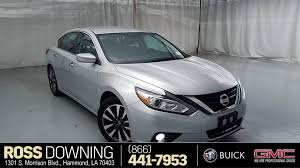 Used Nissan Altima For Sale In Hammond, Louisiana | Used Altima ...