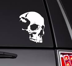 Skull Vinyl Decal Sticker For Macbook IPad Tablet Laptop Car Truck ... The 2nd Half Price Firefighter Skull Car Sticker 1915cm Car Styling 2 Metal Mulisha Girl Skulls Bow Vinyl Decals 22 X Window Truck Army Star Military Bed Stripe Pair Skumonkey 2019 X13cm Punisher Auto Sticker Pentagram Cg3279 Harleydavidson Classic Graphix Willie G Decal Pistons Hood Matte Black Ram F150 Pin By Aliwishus On Skulls Flags Pinterest Stickers And Decalset Hd Skull American Flag Backround Cg25055 Die Cutz High Quality White Deer Rack Wall Etsy Unique For Trucks Northstarpilatescom Buy Shade Tribal Graphics Van